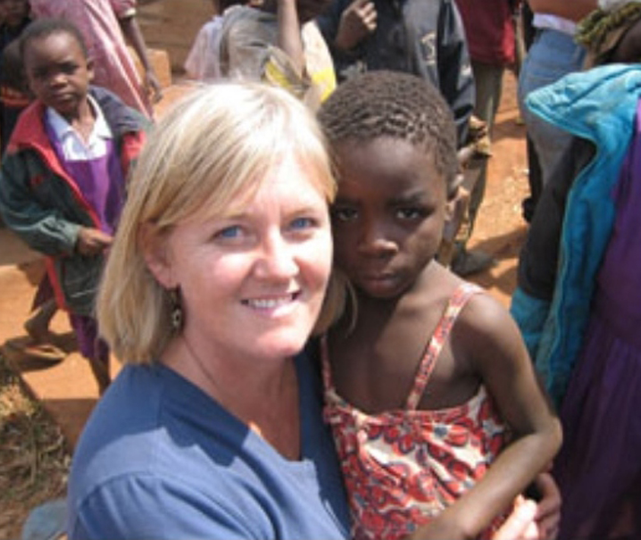 Heart For Africa founder, Janine Maxwell, was CWW's first-ever keynote speaker in 2006
