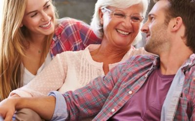 Acquaint Grown Children with  Your Financial Affairs